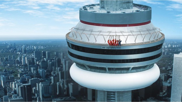 The Cn Tower Gets Edgy 187 Strategy
