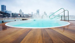 Bota Bota floating spa