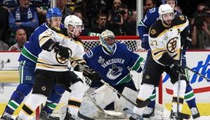 Boston Bruins v Vancouver Canucks - Game Two