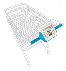Concierge Smart Cart by Mercatus Technologies.