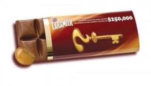 caramilk key