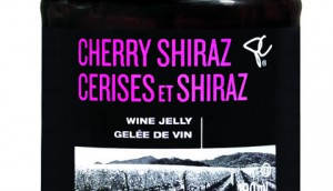 PC bl Cherry shiraz wine jelly