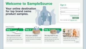 SampleSource---screenshots-home