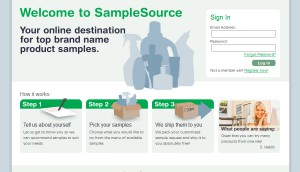 SampleSource---screenshots-home