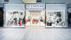 Le Chateau entrance
