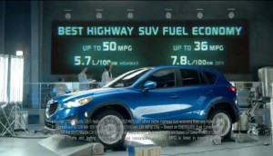 MAZDA CANADA INC. - 2013 Mazda CX-5 New Advertising Campaign