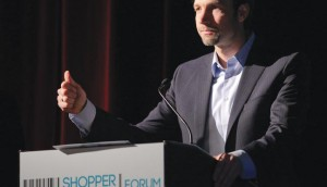 Shopper Marketing Forum co-chair Martin Rydlo, director of strategy & initiatives, Campbell Company of Canada