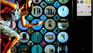 Image A_Utique Vending Machine Selling Luxury Cosmetics in LA