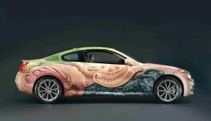 Infiniti Art Project Vehicle