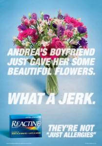 Reactineflowers