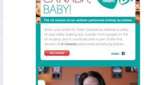 Pampers Canada