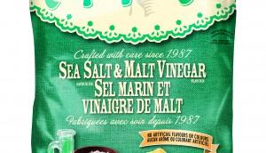 Miss Vickie's Sea Salt & Malt Vinegar