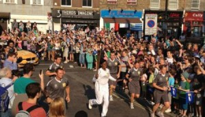 Copied from Media in Canada - OlympicTorchRelay