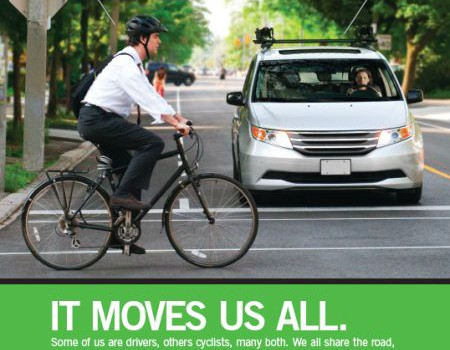 Copied from Media in Canada - SharetheRoad