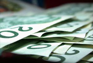 Copied from Media in Canada - Money