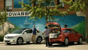 Copied from Media in Canada - Toyota Venza