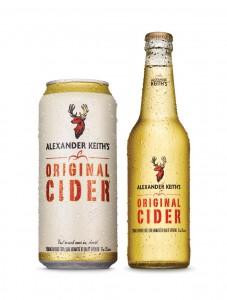 ALEXANDER KEITH'S - NEW Alexander Keith's Original Cider