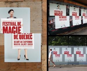 Copied from Media in Canada - Quebec magic fest