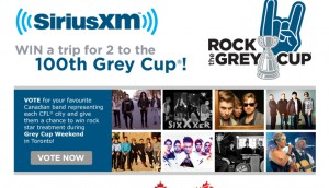 Copied from Media in Canada - SiriusXM