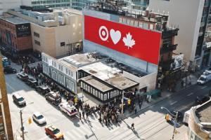 Target Popup Store