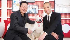 John Morioka, Bullseye and Jason Wu for Target pop up store