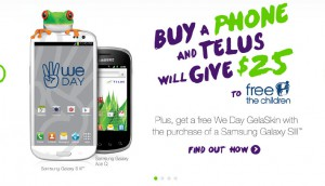 Copied from Media in Canada - Telus