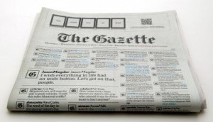 Copied from Media in Canada - the-gazette-front-page-300x201
