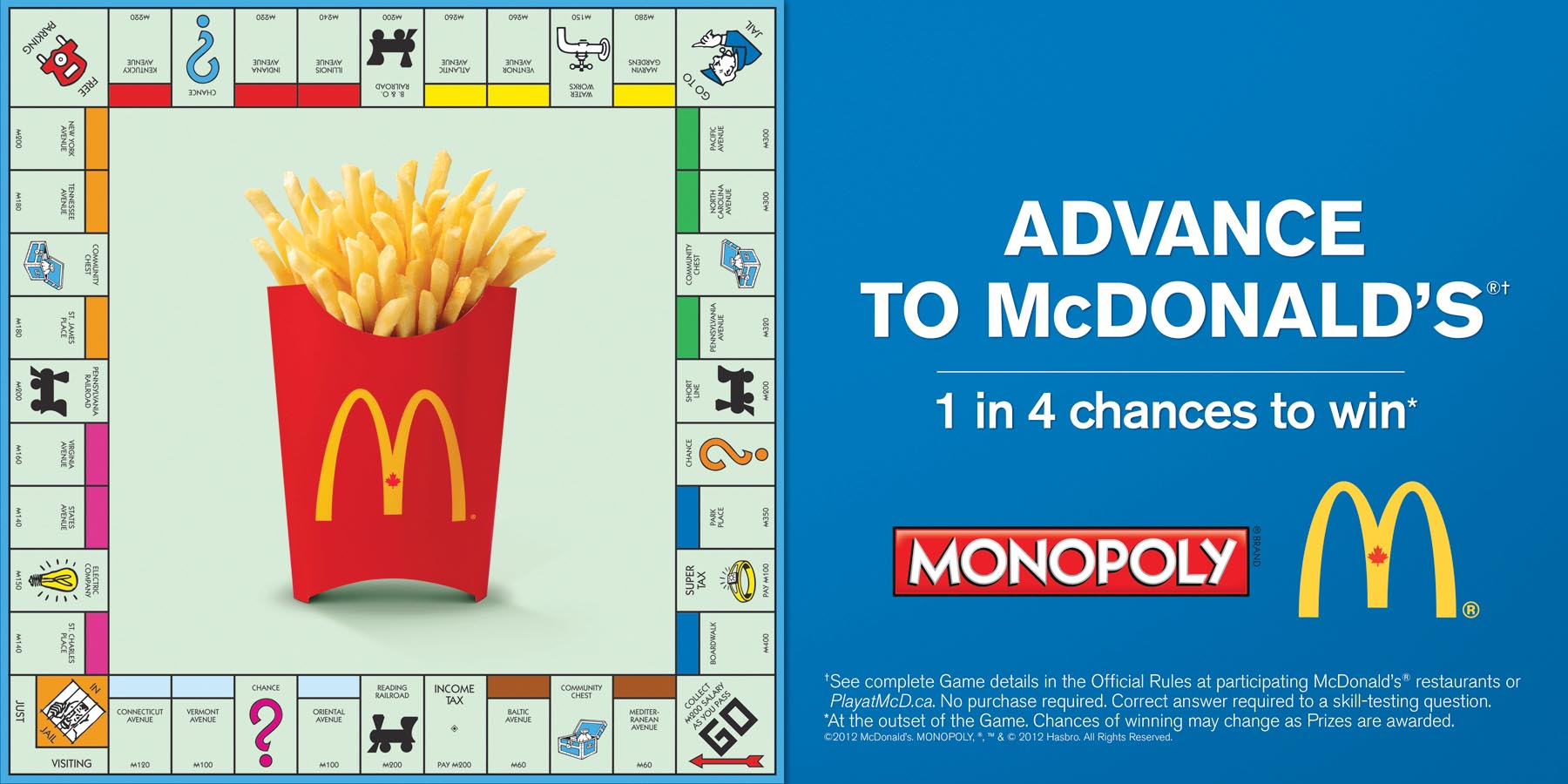 More Than Chance 25 Years Of Mcdonald S Monopoly 187 Strategy