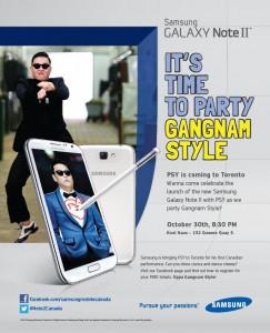 Samsung-Psy