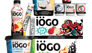 ULTIMA FOODS - Canadian launch of iögo from Ultima Foods
