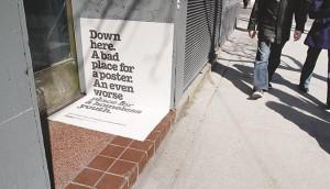 RTR sidewalk posters.indd