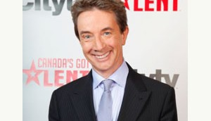Copied from Media in Canada - Martin Short