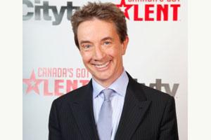 Copied from Media in Canada - Martin Short