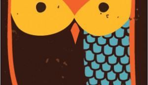 Banner - Owl