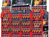Ruffles grills with an in-store campaign