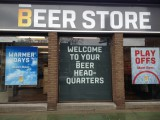 In the aisles with The Beer Store's Andrea Randolph
