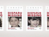 Missing Children starts a stamp collection