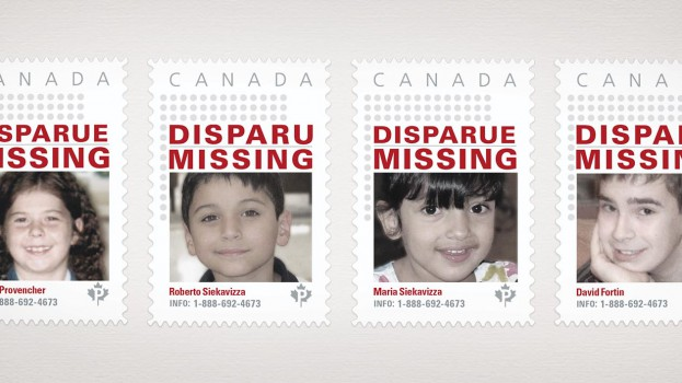 Missingchildren-stamps