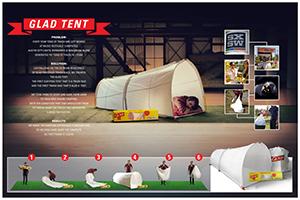 Glad tent_Alma DDB