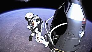 Felix Baumgartner (AUT) - Action