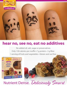Fingers POS - Hear No - Eat No Additives
