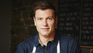 Celeb Chef Chuck Hughes will offer a live cooking session