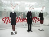 In-store mannequins get the festive treatment
