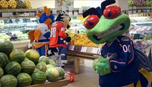 Scotia NHL Watermelon Screen