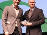 Matt Hassell, CCO at OgilvyOne and Ian MacKellar, CCO at Ogilvy Toronto, take home the DAOY Honourable Mention.