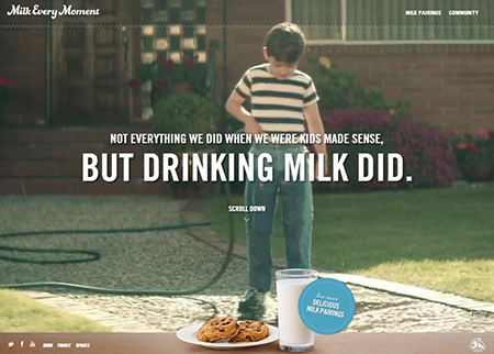 Milk Every Moment