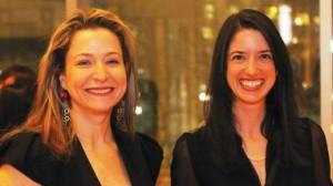 Shelli Baltman and Fiona Stevenson