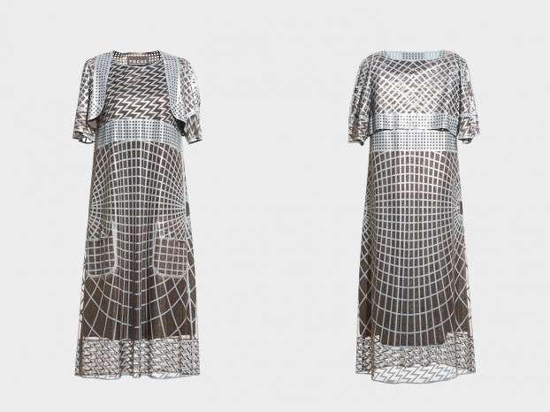 Shield Dress