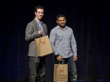 Jeremy Farncomb, account supervisor, and Anthony Chelvanathan, group CD at Leo Burnett, with their hardware