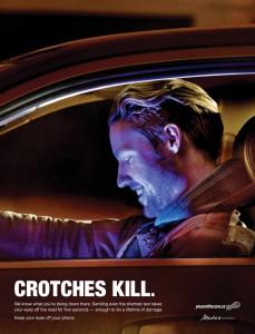 crotches kill